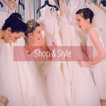 Styling und Shopping zur Hochzeit